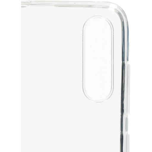 Mobiparts Classic TPU Case Samsung Galaxy A70 (2019) Transparent