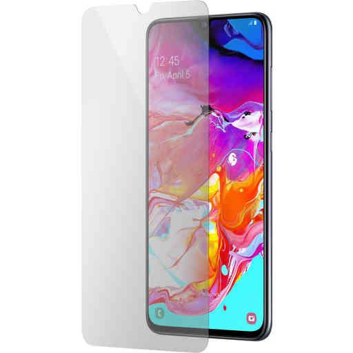 Mobiparts Regular Tempered Glass Samsung Galaxy A70 (2019)