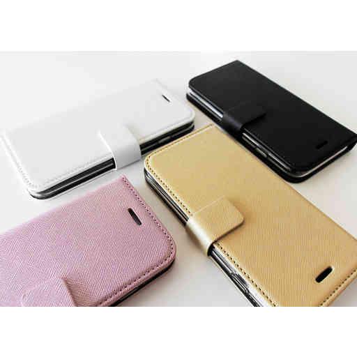 Mobiparts Saffiano Wallet Case Samsung Galaxy A70 (2019) Black