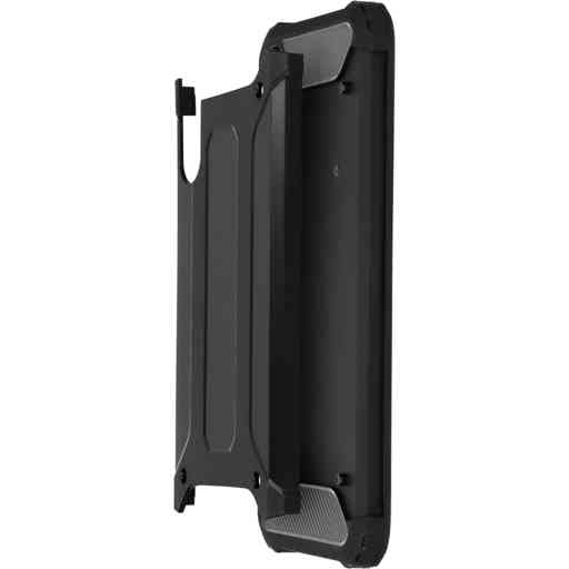 Mobiparts Rugged Shield Case Samsung Galaxy A70 (2019) Black
