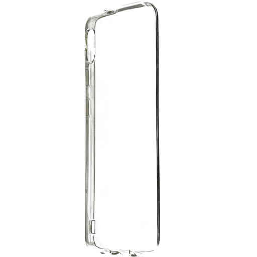 Mobiparts Classic TPU Case Samsung Galaxy A10 (2019) Transparent