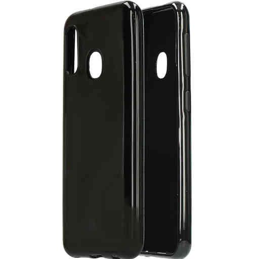 Mobiparts Classic TPU Case Samsung Galaxy A20e (2019) Black