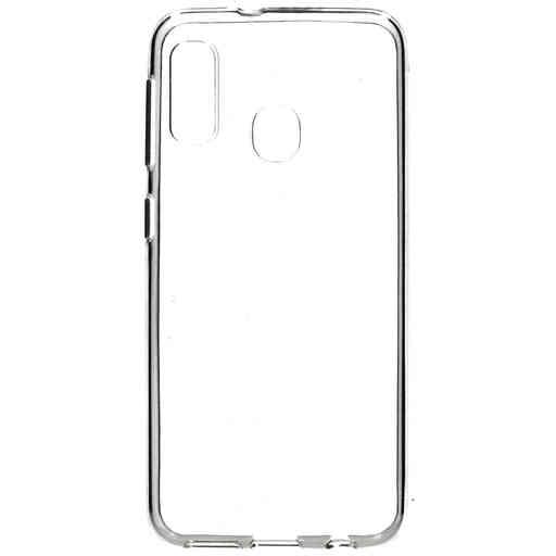 Mobiparts Classic TPU Case Samsung Galaxy A20e (2019) Transparent
