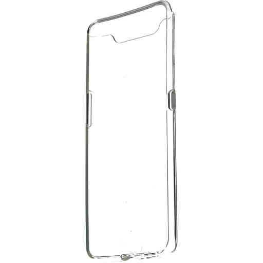 Mobiparts Classic TPU Case Samsung Galaxy A80 (2019) Transparent