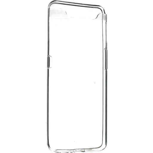 Mobiparts Classic TPU Case Samsung Galaxy A80 (2019) Transparent
