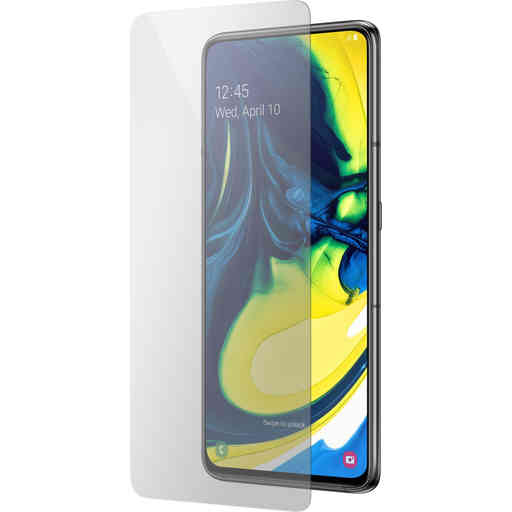 Mobiparts Regular Tempered Glass Samsung Galaxy A80 (2019)