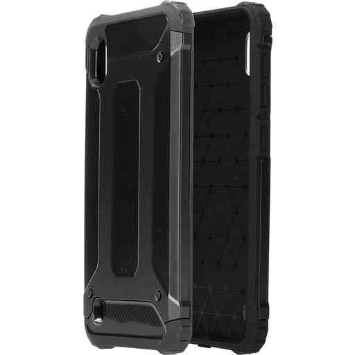 Mobiparts Rugged Shield Case Samsung Galaxy A10 (2019) Black
