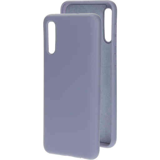 Mobiparts Silicone Cover Samsung Galaxy A50 (2019) Royal Grey
