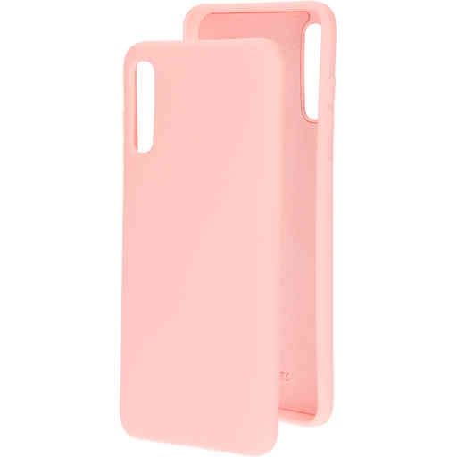 Mobiparts Silicone Cover Samsung Galaxy A70 (2019) Blossom Pink