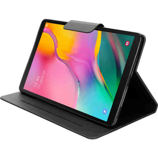 Mobiparts Classic Folio Case Samsung Tab A 10.1 (2019) Black
