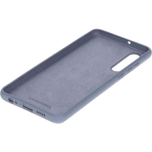 Mobiparts Silicone Cover Huawei P30 Royal Grey