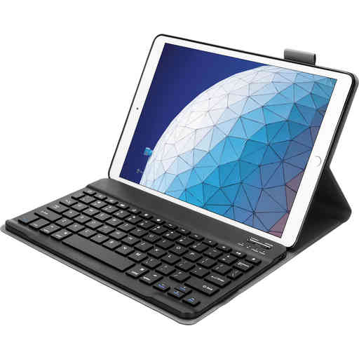 Mobiparts Bluetooth Keyboard Case Apple iPad Air (2019) / iPad Pro 10.5 (2017) Black