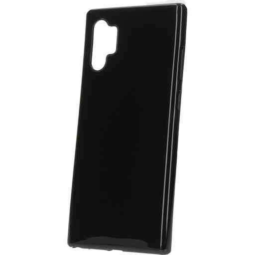 Mobiparts Classic TPU Case Samsung Galaxy Note 10 Plus Black