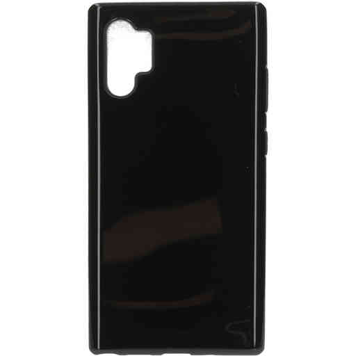 Mobiparts Classic TPU Case Samsung Galaxy Note 10 Plus Black
