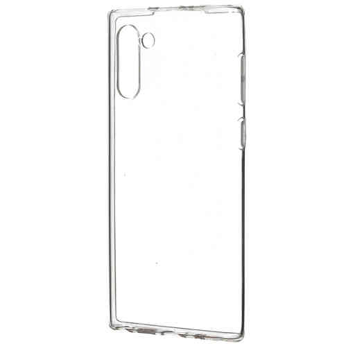 Mobiparts Classic TPU Case Samsung Galaxy Note 10 Transparent
