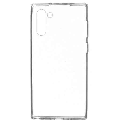 Mobiparts Classic TPU Case Samsung Galaxy Note 10 Transparent