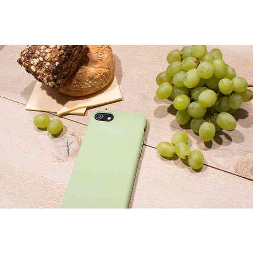 Mobiparts Silicone Cover Samsung Galaxy A20e (2019) Pistache Green
