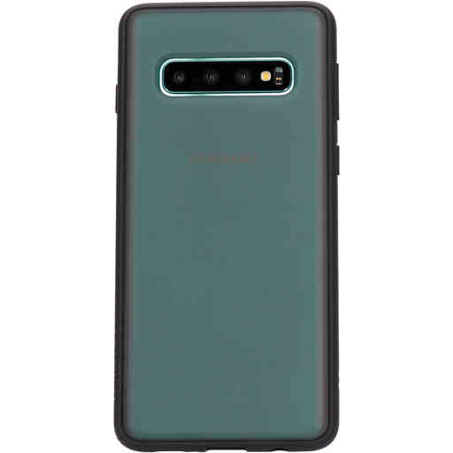 Mobiparts Classic Hardcover Samsung Galaxy S10 Grey
