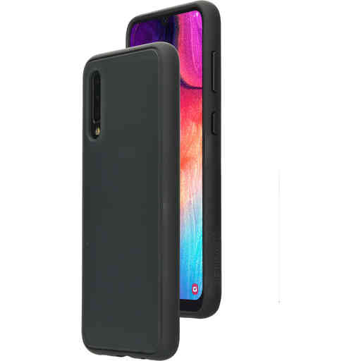 Mobiparts Classic Hardcover Samsung Galaxy A50/A30S Grey