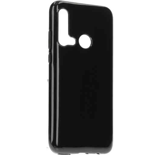 Mobiparts Classic TPU Case Huawei P20 Lite (2019) Black