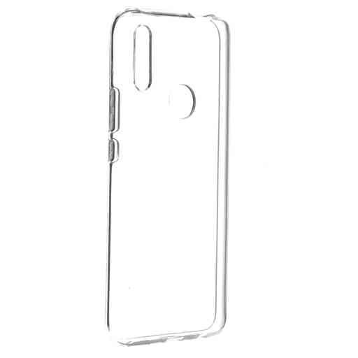Mobiparts Classic TPU Case Huawei P20 Lite (2019) Transparent