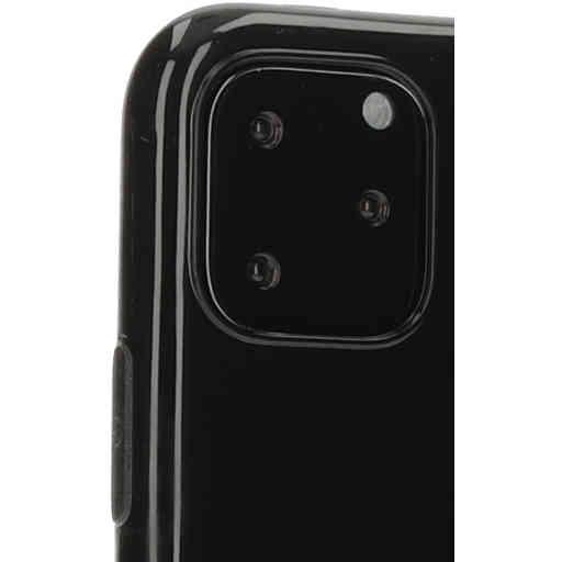 Mobiparts Classic TPU Case Apple iPhone 11 Pro Max Black