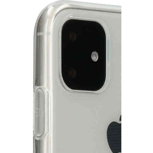 Mobiparts Classic TPU Case Apple iPhone 11 Pro Transparent