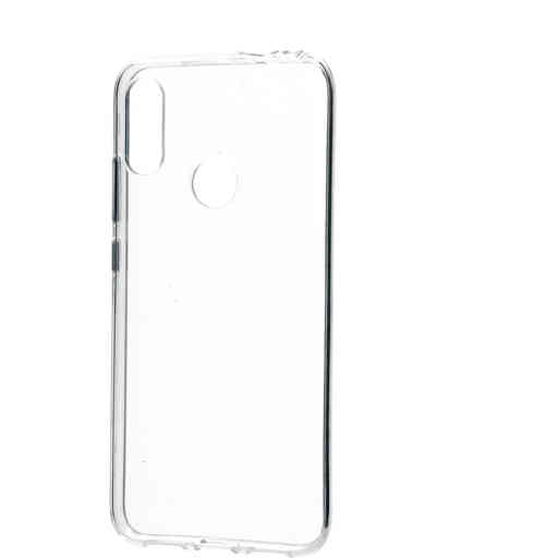 Mobiparts Classic TPU Case Xiaomi Redmi Note 7 Transparent