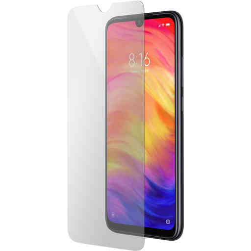 Mobiparts Regular Tempered Glass Xiaomi Redmi Note 7
