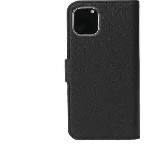 Mobiparts Saffiano Wallet Case Apple iPhone 11 Pro Black