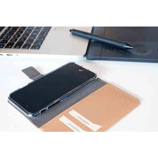Mobiparts Saffiano Wallet Case Apple iPhone 11 Pro Copper