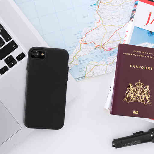 Mobiparts Rugged Tough Grip Case Apple iPhone 11 Pro  Black