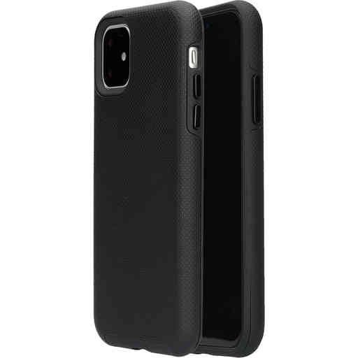 Mobiparts Rugged Tough Grip Case Apple iPhone 11  Black