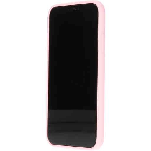 Mobiparts Silicone Cover Apple iPhone 11 Blossom Pink