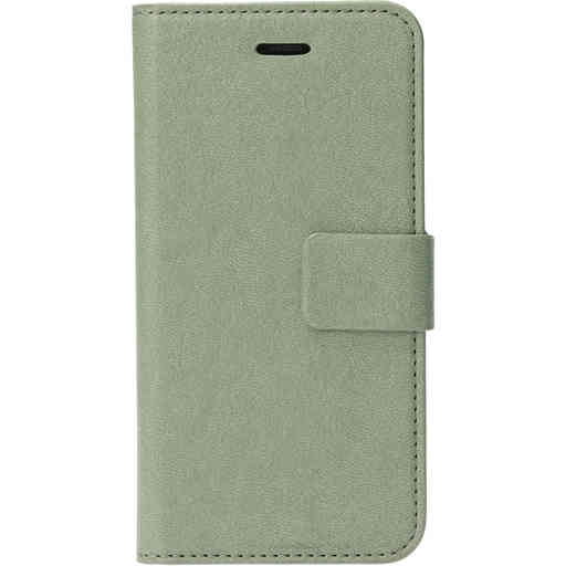 Mobiparts Classic Wallet Case Apple iPhone 7/8/SE (2020) Stone Green